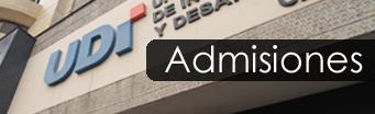 Todo sobre el proceso de admisiones